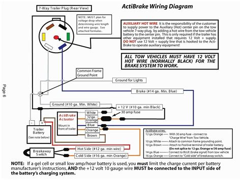 reese trailer brake controller wiring diagram trailer