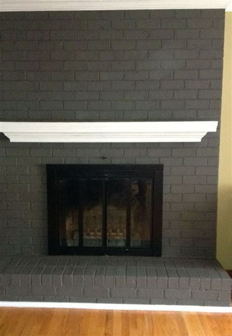 white brick fireplaces ideas  pinterest brick