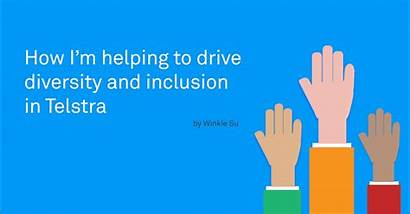 Telstra Inclusion Helping Diversity Exchange Drive Workplace