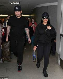 Rob Kardashian and Blac Chyna have another major fight ...