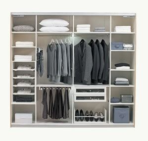 idee rangement vetement chambre armoire dressing infos et prix ooreka
