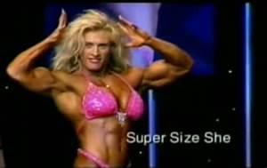 Life Of A Female Bodybuilder