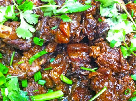 cuisine vietnamienne recette porc au caramel recette porc caramel vietnamien