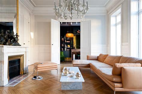 dun appartement haussmanien lumineux  bordeaux