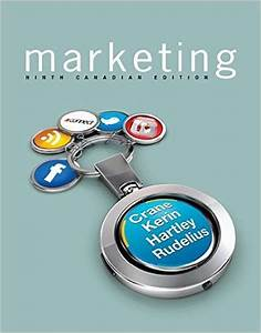 Instructor Manual Marketing 9th Canadian Edition