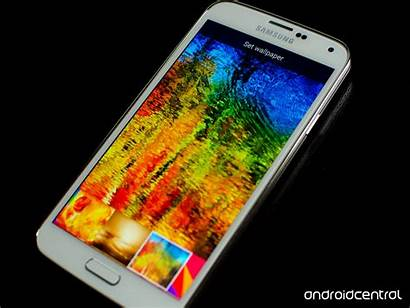 Galaxy Samsung S5 Change Phone Wallpapers Android
