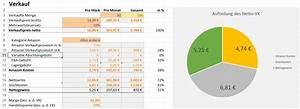 Downloadzeit Berechnen : amazon fba excel rechner zur produktkalkulation ~ Themetempest.com Abrechnung