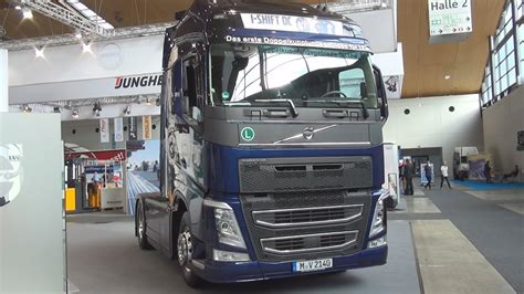 volvo fh   tractor truck  exterior