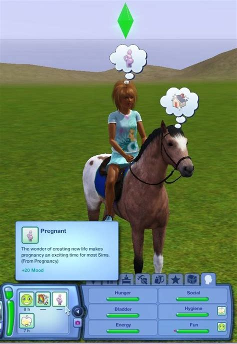 Sims Hehehehe Meme - enables mount horse for children and pregnant sims sims 3 pinterest sims horses and children