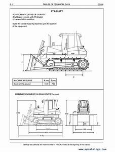 New Holland Dozer Crawlers Dc150  U0026 Lgp Service Manual Pdf