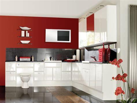 Weiße Wände Gestalten by Wandfarbe K 252 Che Ausw 228 Hlen 70 Ideen Wie Sie Eine