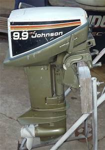 9 9hp Johnson Outboard For Sale