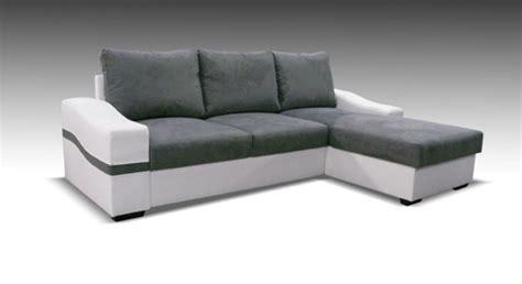 matelas mousse pour canapé convertible canape d 39 angle à droite convertible oregon blanc gris