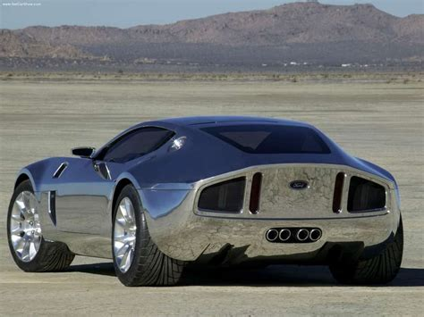 Cars Showroom Ford Shelby Gr 1 Concept 2005