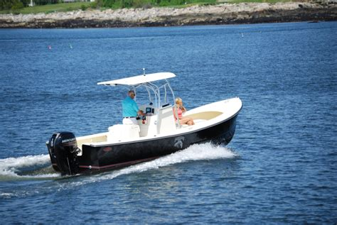 Eastern Boats by Research 2014 Eastern Boats 22 Center Console On