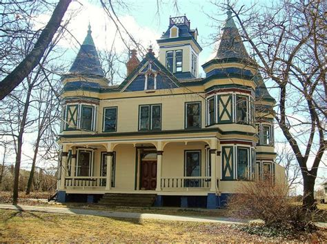 17 Best Images About Victorian Exteriorinterior On
