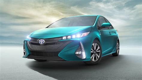 News - Toyota Unveils The Prius Prime Plug-In Hybrid