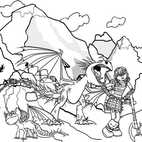 astrid dragon pet nadder    train  dragon