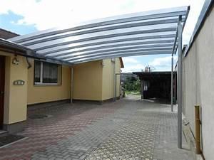 Dachbelag Für Carport : doppel carport mit bogendach f r wohnmobil brandl ~ Michelbontemps.com Haus und Dekorationen