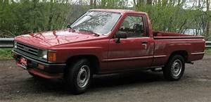 Clean 1987 Toyota Pickup Base Standard Cab Pickup 2 4l 22r