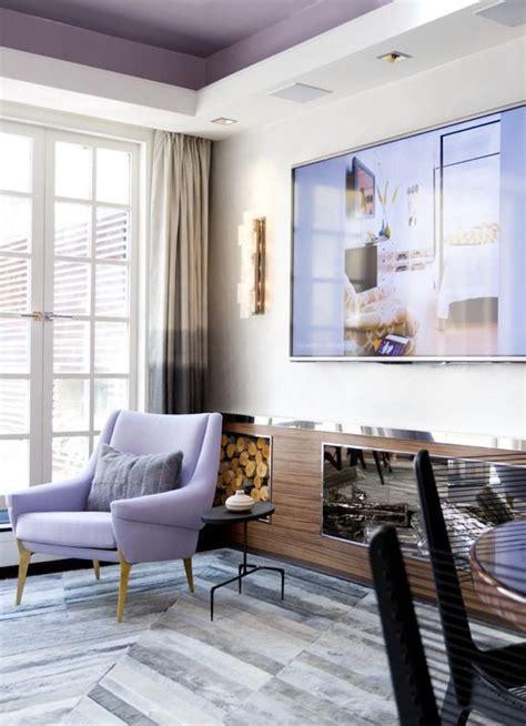 delicate home decor ideas  lavender color digsdigs