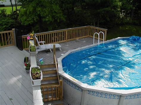 pool deck fencing ideas 66 best images about above ground pool deck designs on pinterest decks small yards and above
