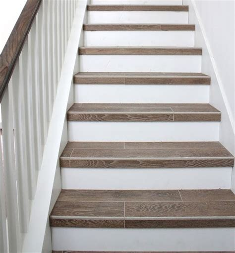 Tile Stair Nosing Bunnings by Building A New Home Tile Flooring Countertops And