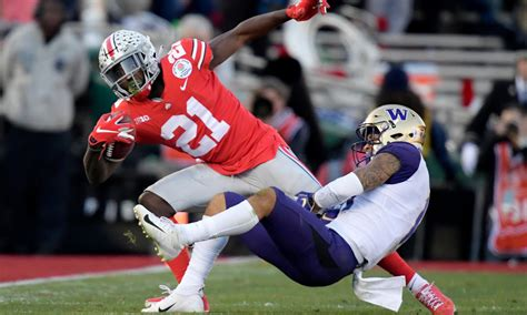 parris campbell listed  scouting combine fit  redskins