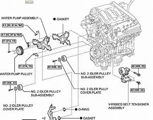 Should I Attempt To R U0026r The Water Pump On My Mothers 2007 Toyota Camry Le V6  Or Should My
