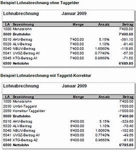 Steuern Berechnen Lohn : nettolohnausgleich sorba help center ~ Themetempest.com Abrechnung