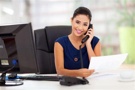 virtual receptionist jobs ile zarabia sekretarka egospodarka pl wynagrodzenia