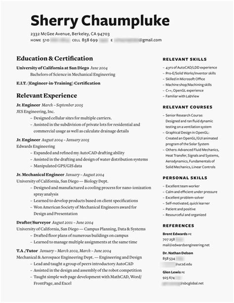 Certifications To Improve Resume by Great Resumes Slim Image