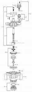 Rain Bird 150pga Parts List And Diagram   Ereplacementparts Com