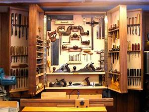 Double Tool Cabinet - FineWoodworking