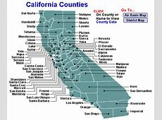 Emissions by California County