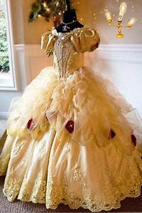 Pick Chart Quot Belle Quot A Luxurious Beauty And The Beast Inspired Ball Gown