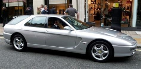 Pininfarina ferrari 456 gt venice estate. This is the Ferrari 456 Venice Shooting Brake. Seven of these were commissioned by the Sultan of ...