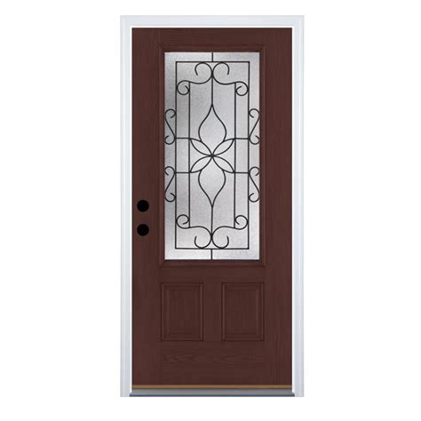 shop therma tru benchmark doors florentino right