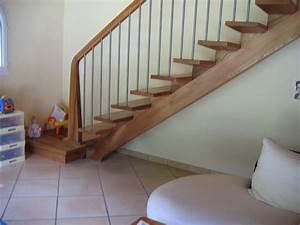 Main Courante Escalier Intérieur : main courante d escalier interieur 7 escaliers wasuk ~ Edinachiropracticcenter.com Idées de Décoration