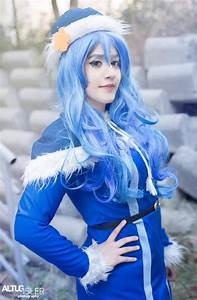 Juvia Lockser Cosplay from Fairy Tail. by nagicosplay on ...