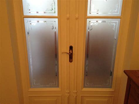 Sichtschutzfolie Fenster Jugendstil by Glasdekorfolie F 252 R Fenster Und T 252 Ren Montage Wegaswerbung