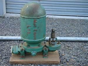 Water Ram Pump