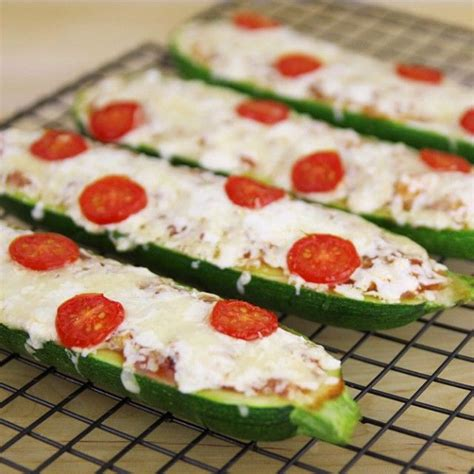 Zucchini Pizza Boats In Oven by 7 Best Snack Recipes Images On Appetizer