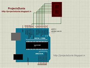 How To Interface Seven Segment Display With Arduino