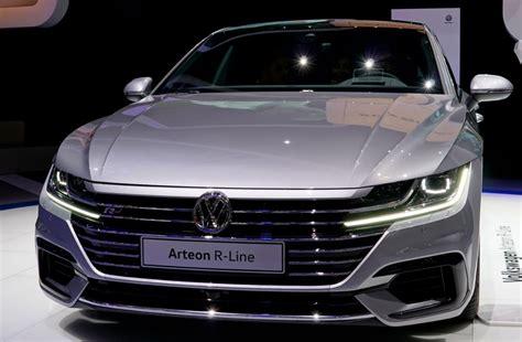 Volkswagen Arteon R 2020 by 2020 Volkswagen Arteon Specs Changes Features Interior