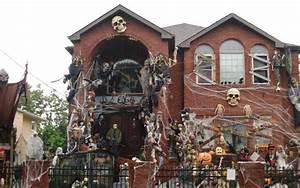 Decoration Halloween Maison : picline la deco avec vos photos ~ Voncanada.com Idées de Décoration