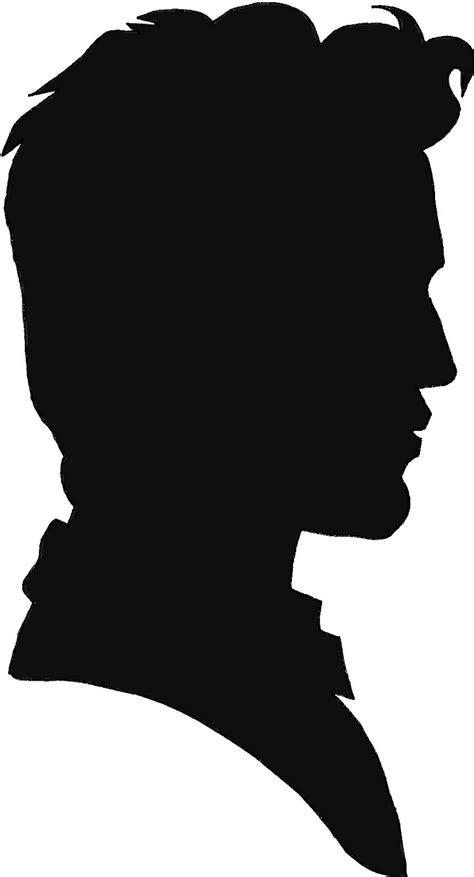head silhouette person clipart  clipground