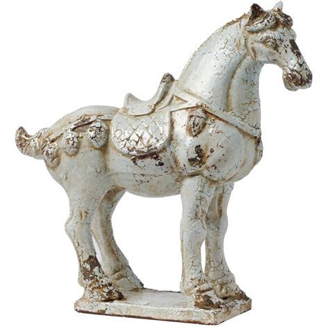 statue decorative d interieur 15 in ceramic decorative statue 67031 the home depot