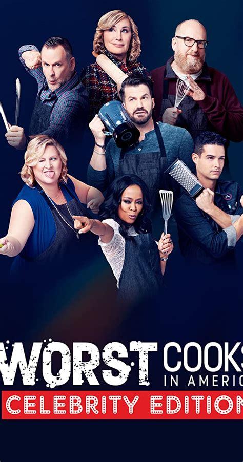 worst cooks  america season     movies