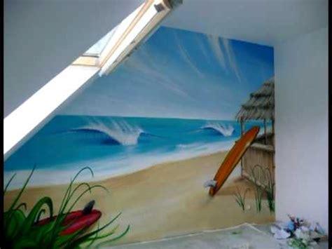 chambre surf aérosoleil decoration graff surf chambre d 39 enfant